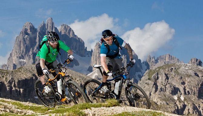 Offerta vacanza E-Bike & spa