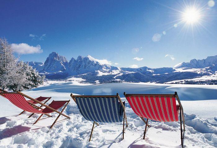 Offerta vacanza Settimane di sci e rifugi sotto il sole